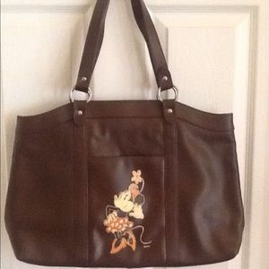 Minnie Mouse Shoulder Tote